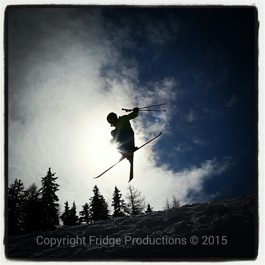 "Fridge Productions on Twitter: ""Our business is up in the air today. @skiaustria @Alpendorf_ski @SiegiTours #skiing #aerial """