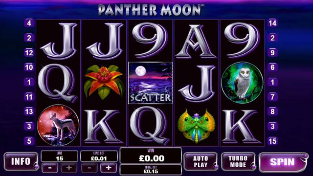 Игровой автомат Panther Moon играть онлайн.Качественное оформление и оригинальные функции слота Panther Moon привлекают многих игроков.Эту игру обычно выбирают те.