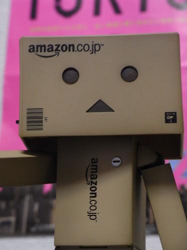 Danboard Amazon box version by centotipo.