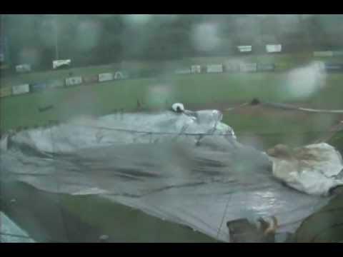 video que muestra Un Tsunami de Aire