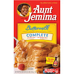 Aunt Jemima Complete Buttermilk Pancake and Waffle Mix - 80 oz box