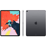 """Apple iPad Pro 12.9"""" 3rd Generation 256GB Space Gray WiFi and Cellular Tablet"""