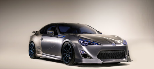 GT Channel FR-S for SEMA 2014 | FRS BRZ Performance