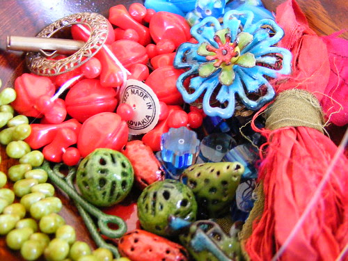 Bead Soup from the amazing Cynthia Riggs