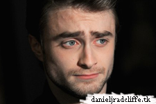 Dan Radcliffe attended NY screening of The Woman in Black