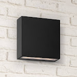 Stanford Black Outdoor LED Wall Up and Downlight - Style # 2W561