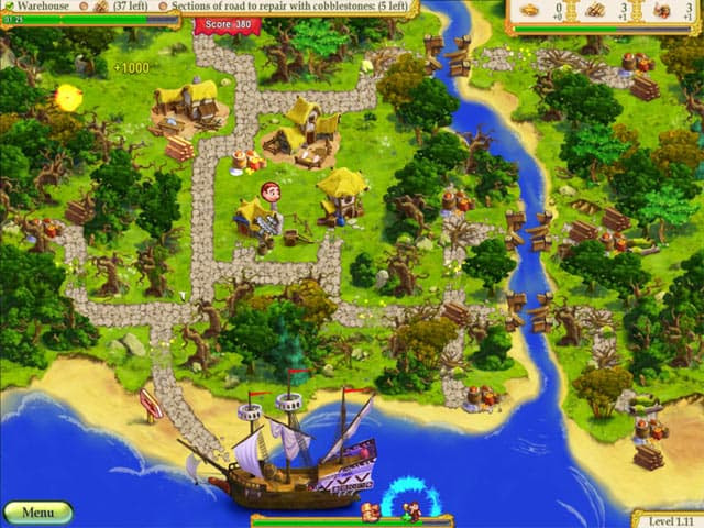 My Kingdom for the Princess Free PC Game Screenshot