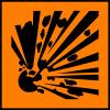 Hazard Symbol: E/Explosive
