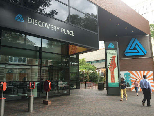 Discovery Place bringing inaugural Mini Maker Faire to Charlotte
