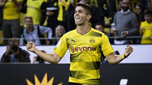 Christian Pulisic in line for Borussia Dortmund return against Hertha Berlin http://bit.ly/2FO9R6l