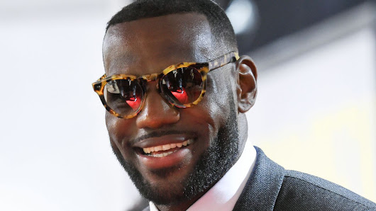 LeBron James' plan to become King of Hollywood