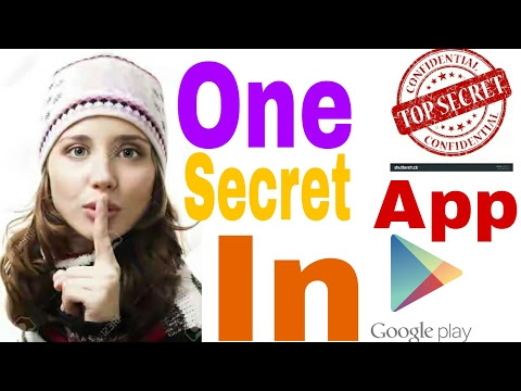 secret app on Playstore