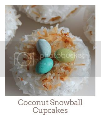 """""""Coconut Snowball Cupcakes"""""""