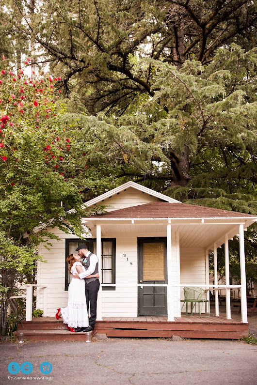 Dawn Ranch Lodge - from a top San Francisco Wedding and Engagement Photographer