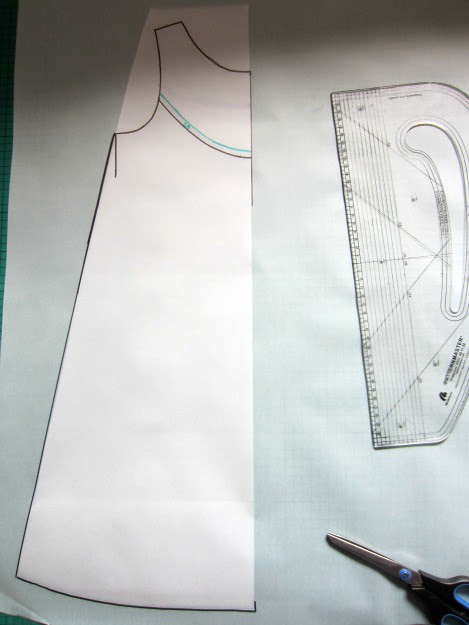 4 draft dress