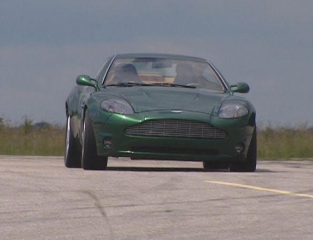Imcdb Org 1998 Aston Martin Project Vantage In Jeremy Clarkson At Full Throttle 2000