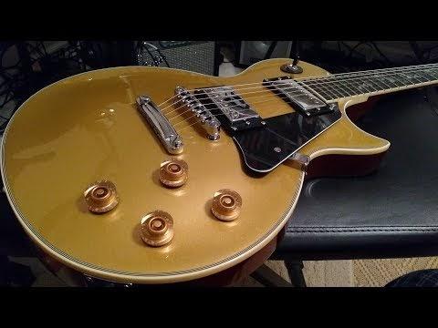 sage of quay radio guitar stuff oscar schmidt oe20 gold top serpentine lp quick review. Black Bedroom Furniture Sets. Home Design Ideas