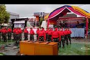 Video : Anggota Persit KCK Dim 1415 Atraksi Bongkar Pasang Senjata