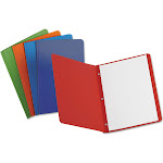 Oxford - File folder - Letter - for 100 sheets - assorted colors (pack of 25)