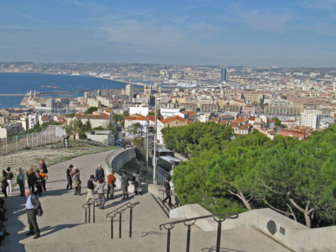 Travel Europe - Places of Interest in Marseille France