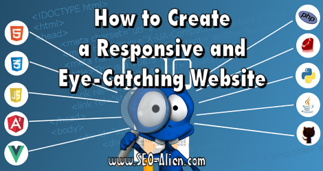 How to Create a Responsive and Eye-Catching Website
