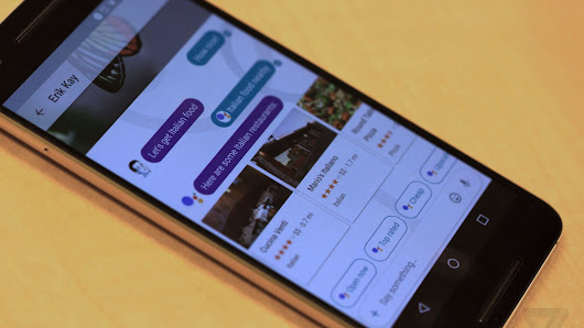 Allo now makes it easier to bring Google Assistant into conversations