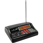 Whistler Ws1025 Analog Desktop Radio Scanner