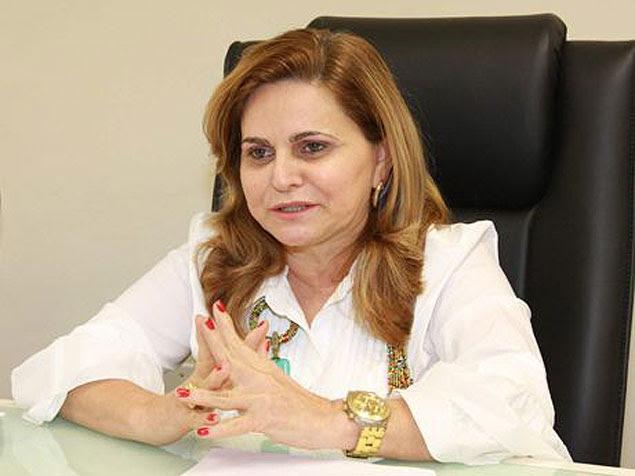 A ex-procuradora-geral de Justiça do Maranhão, Fátima Travassos