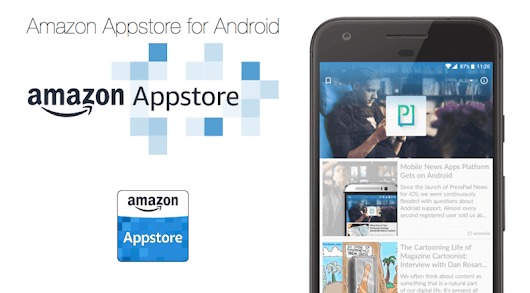 WordPress to app mobile platform enters Amazon Appstore for Kindle Fire