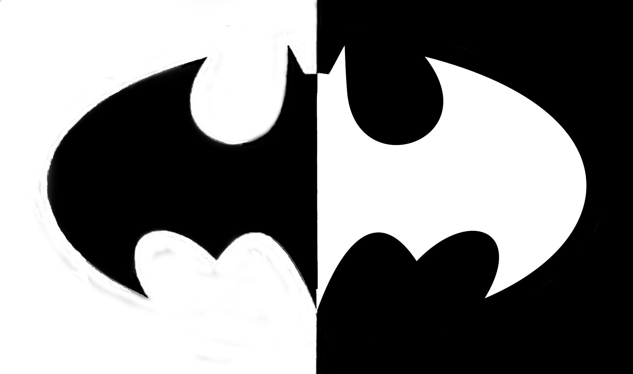 Free Batman Black And White Wallpaper Download Free Clip Art