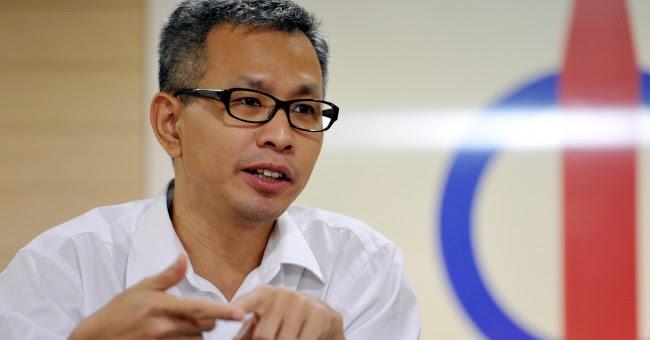 MP DAP PJ Utara Tony Pua