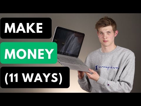 How To Make Money Online �� (11 REAL Methods)