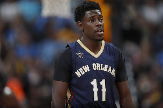 New Orleans Pelicans - All Eyes on Jrue Holiday