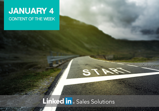 Social Selling Tips of the Week: Start Your Engine