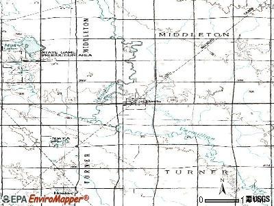 Image Result For Hurricane Irene Map