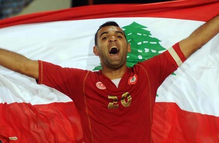 نجم برشلونة يشارك بمباراة تكريمية لقائد منتخب لبنان