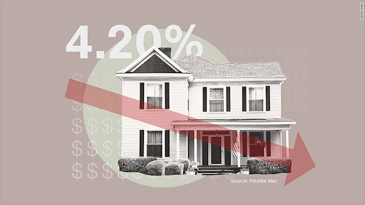 Mortgage rates kick off new year with a drop