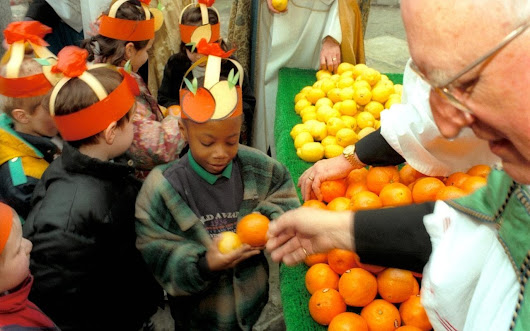 An orange a day slashes risk of failing eyesight, scientists say