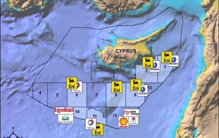 Αποτέλεσμα εικόνας για Τουρκίας στην κυπριακή ΑΟΖ»