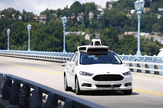 Autonomous Cars May Hit The Road Next Year