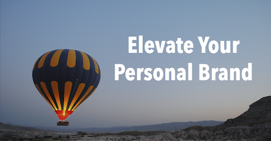 How to Use Social Media to Elevate your Personal Brand
