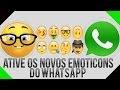 Baixe novos emoticons para WhatsApp!