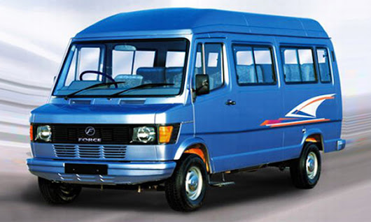 Luxury Tempo Traveller in Gurgaon