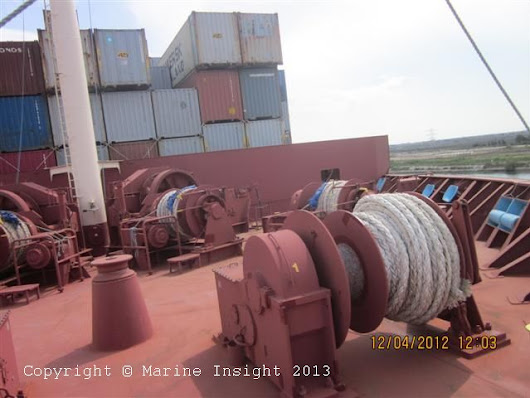 "Avoiding ""Death Traps on Ships"" - Understanding Dangers of Mooring Operation"