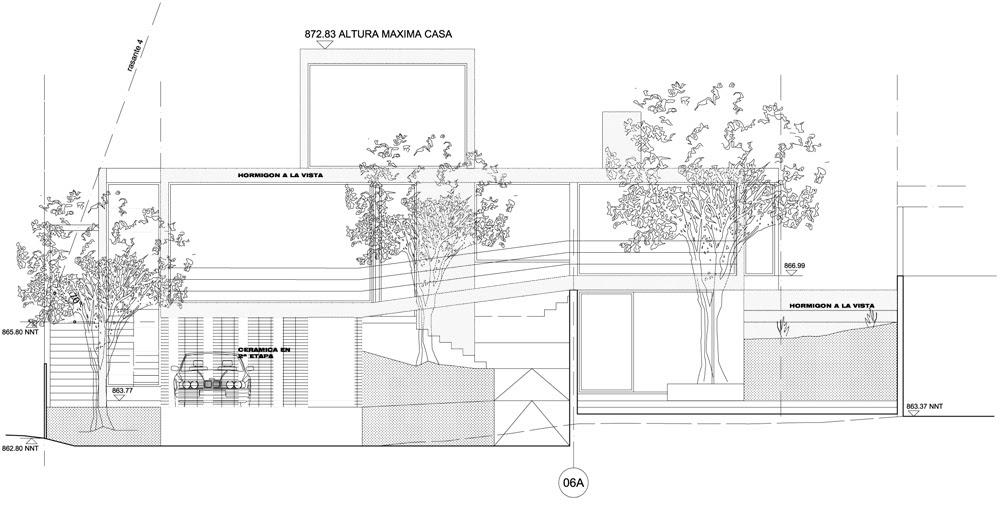 Casa-Chisca, all*arquitectos, casas, arquitectura, diseño
