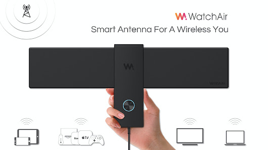 Wireless Smart Antenna To Complete Cord Cutting