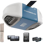 Chamberlain 3/4 HP Equivalent Ultra-Quiet Belt Drive Smart Garage Door Opener