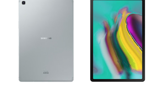 Samsung's new Galaxy Tab S5e is its lightest and thinnest tablet ever