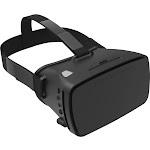 Tzumi - Virtual Reality Headset - Black