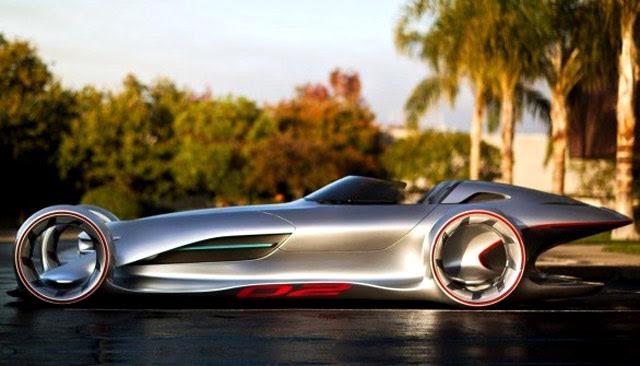Mobil Konsep Baru Mercedes-Benz